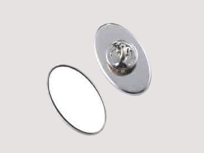 DAP-D30A ピンズ楕円形30ミリ×17ミリ