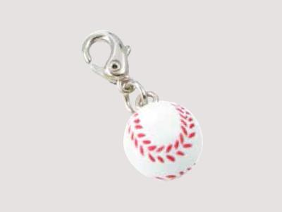 野球ボールのフィギュアの写真